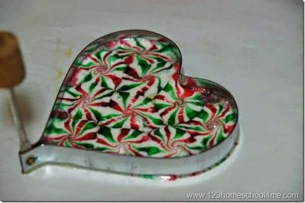 Peppermint Ornaments Crafts