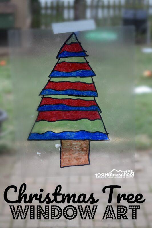 christmas-tree-window-art-for-kids