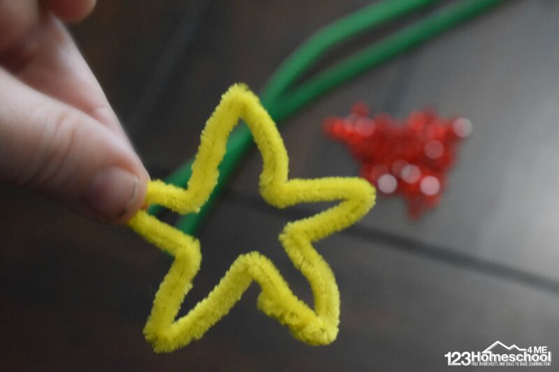 pipe-cleaner-star