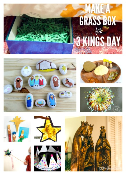 Celebrating Three Kings Day With Kids Jan 6th 123