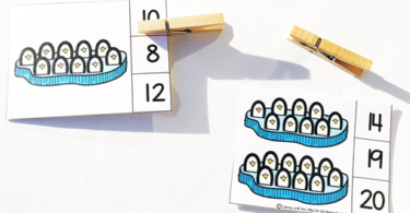 winter-theme-counting-to-20-math-game-preschool-kindergarten