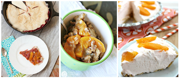 30 Sweet & Fruity Peach Pie Recipes (4)