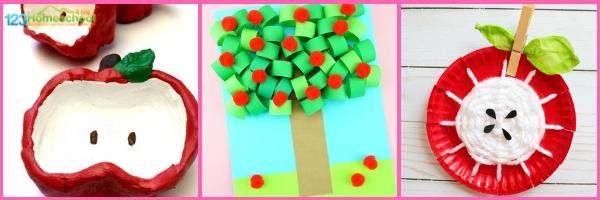 Johnny-Appleseed -art-for-kids