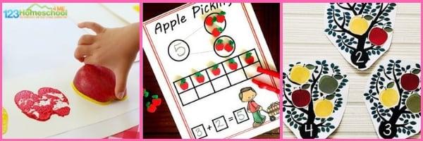 Johnny-Appleseed -math