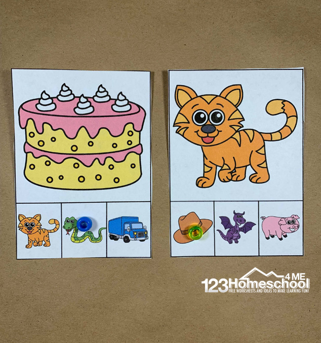 Rhyming-Words-Clip-Cards