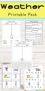 Weather-Printable-Pack