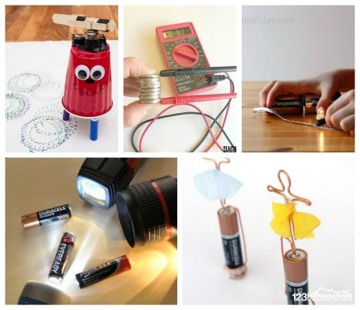battery-experiments