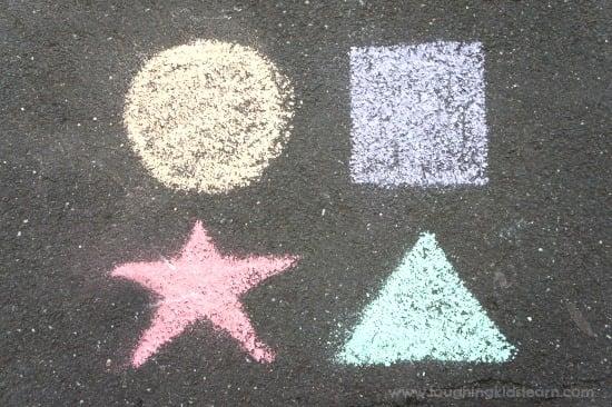 chalk-shape-activity