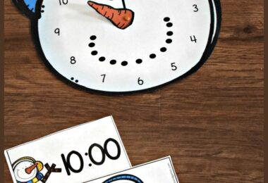 free-snowman-clock-activity-for-kindergarten-math