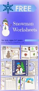 free-snowman-worksheets-for-kids
