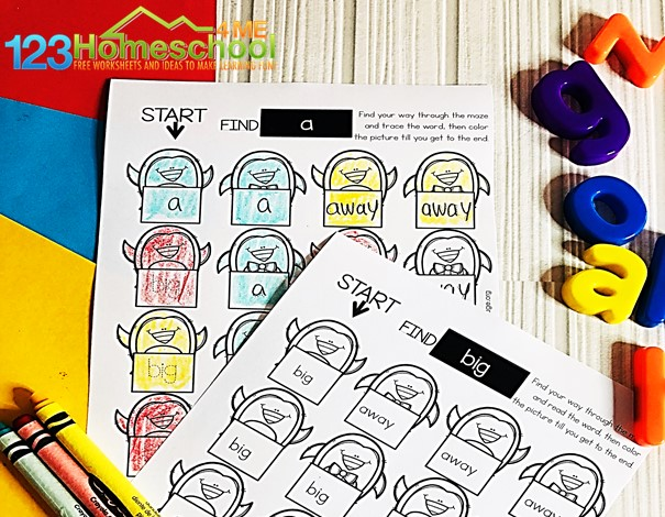pre-k-sight-words-worksheets