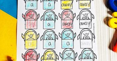 preschool-sight-words-activity