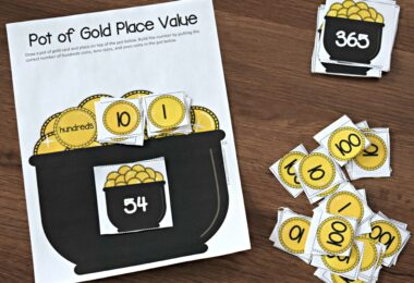 saint-patricks-day-place-value-games