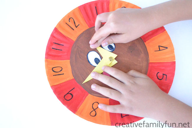 turkey-clock-activity