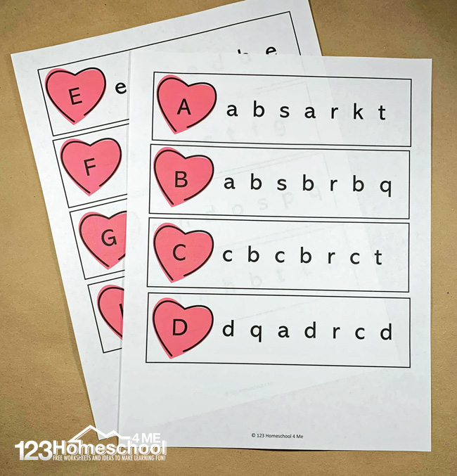 valentines-day-uppercase-lowercase-alphabet-activity