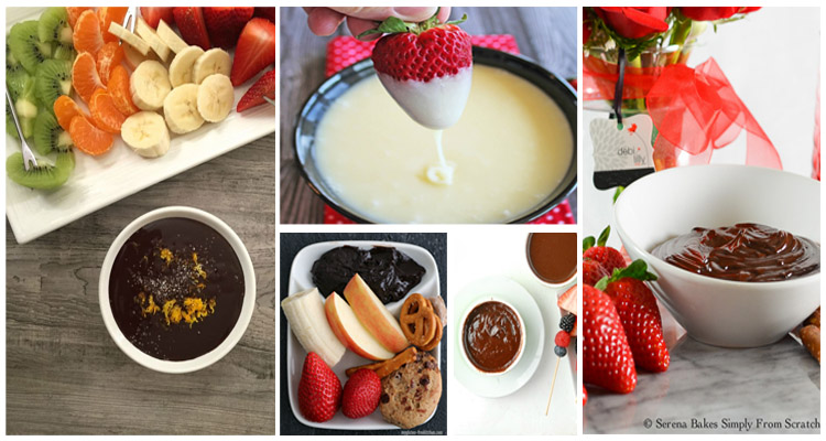 26 Decadent Chocolate Fondue Recipes (1)