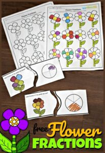 free-flower-fractions