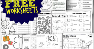 free-worksheets