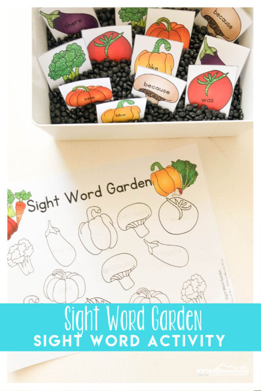 kindergarten-sight-words