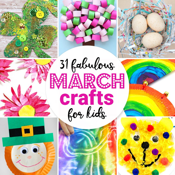 march-crafts-for-kids