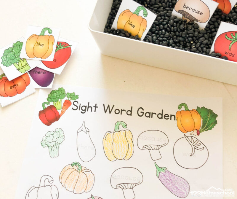 sight-word-printable