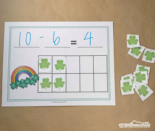 st-patricks-day-math