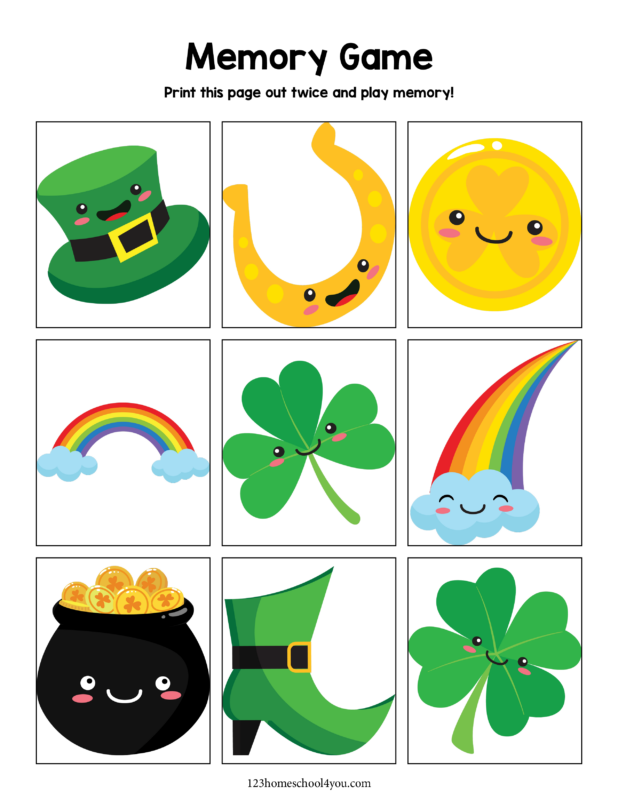 st-patricks-day-worksheets