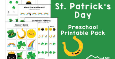 st-patricks-preschool-pack