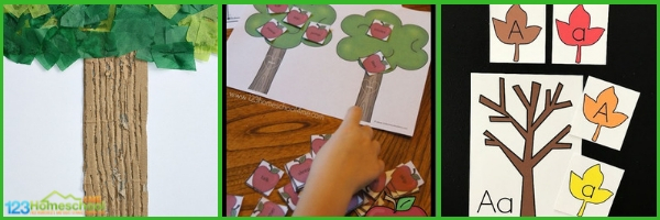 tree-literacy-and-language-arts-activities