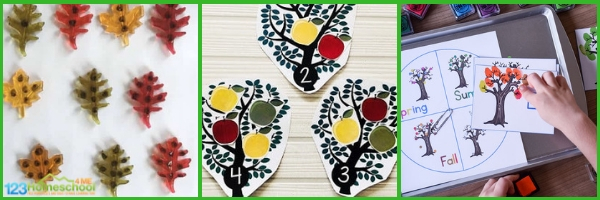 tree-theme-math-educational-activities