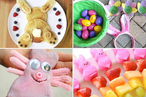 Fun bunny easter activities for kids of all ages