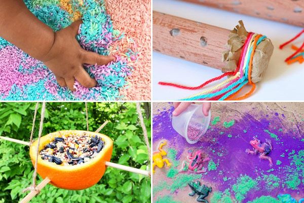 So many fun spring activities for kids of all ages