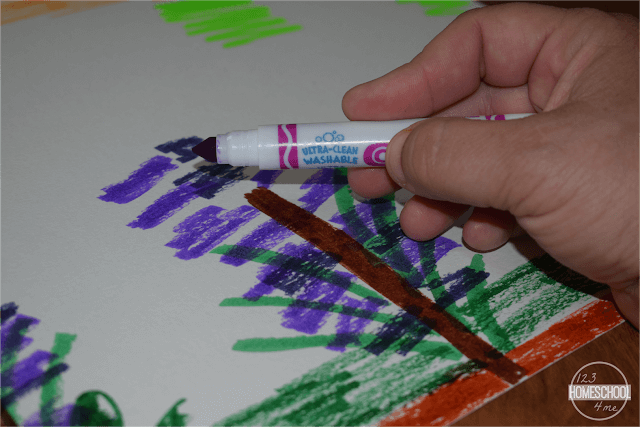 easy-marker-rain-impressionism-art-project-for-kids