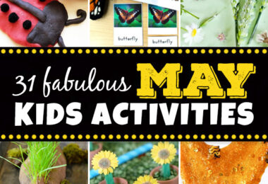 May Activities for Kids