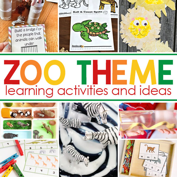 This fascinating week-long Zoo Theme will make a fun week of lessons for your toddler, preschool, pre-k, kindergarten, first grade, 2nd grade, 3rd grade, and 4th grade students! Learn all about zoos and zoo animals with these zoo themed learning ideas. We have zoo crafts, zoo activities, zoo math, zoo science, zoo social studies, zoo printables and so much more!