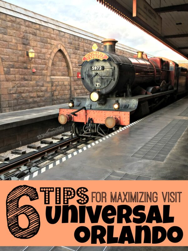 Tips for seeing Universal Orlando in 1 day