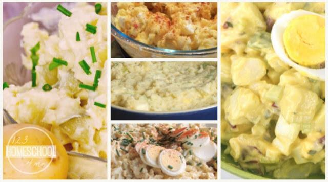 Quick & Easy Potato Salad Recipes