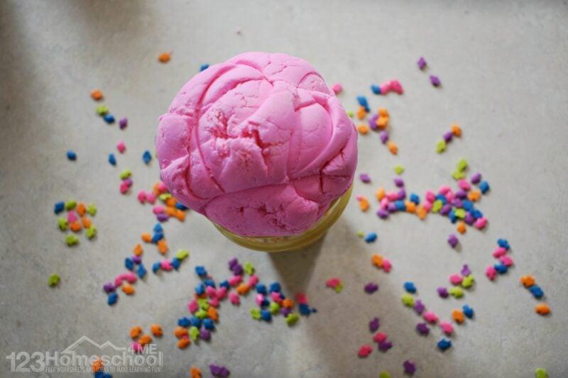 Ice Cream Play Recipes