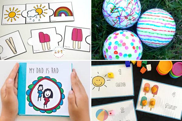 More june activities for kids