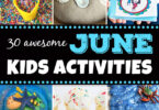So many fun activities perfect for summer bucket list ideas for kids