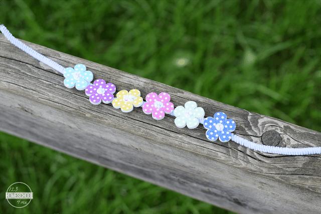 beautiful-flower-craft-for-kids-summer-bucket-list