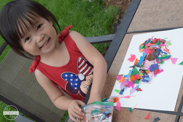 bleeding-tissue-paper-scraps-artwork-for-kids