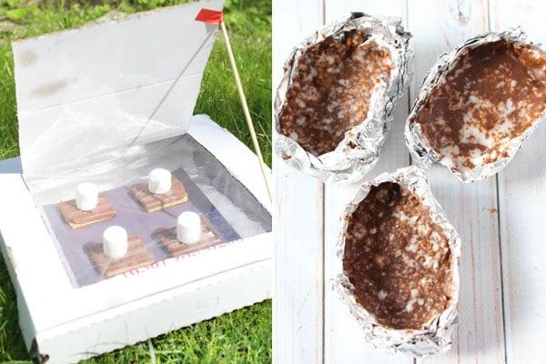 Fun earth science food experiments for toddler, preschool, prek, ,kndergarten, first grade, 2nd grade, 3rd grade, 4th grade, and more!