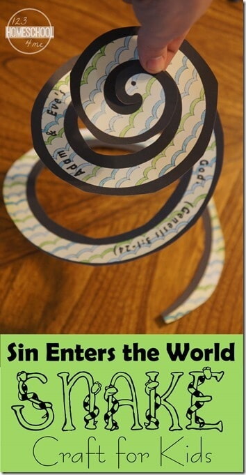 Help kids understand why sin entered the world and what it means for all of us with engaging Bible craft to make this lesson from Genesis memorable for your Sunday School class. This sin craft is perfect for toddler, preschool, pre k, kindergarten, first grade, 2nd grade, and 3rd grade students.