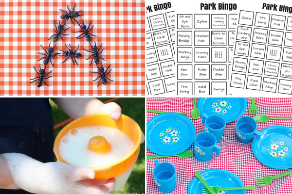 So many fun, clever august activities