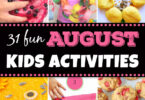 lots of fun creative and unique august kids activities
