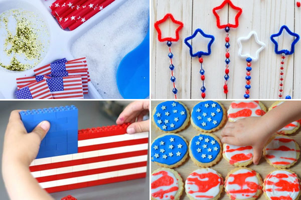Even more epic fourth of july activities with the american flag