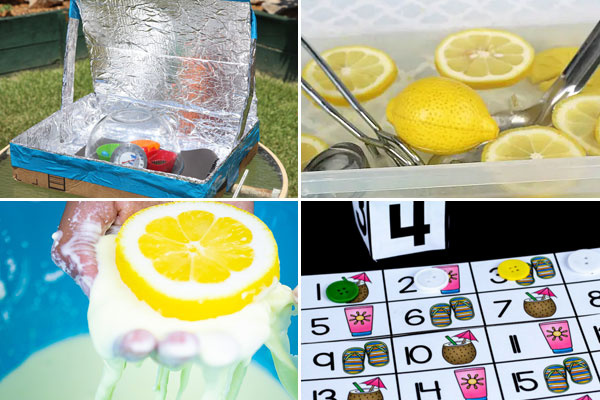 So many more fun summer activities to try this July