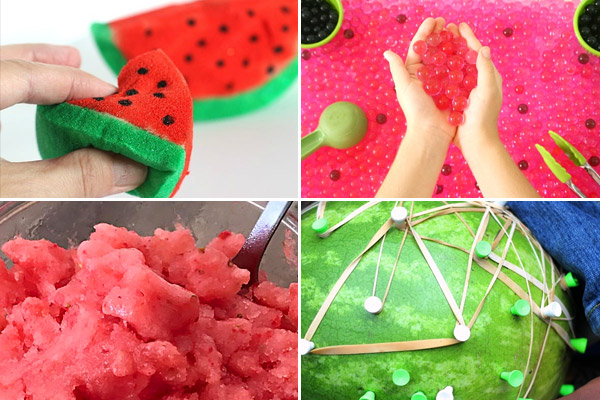 so many fun clever watermelon activities perfect for summer and august themes