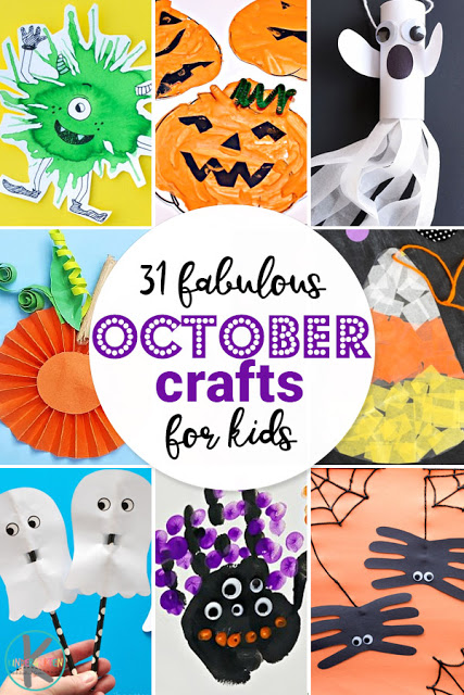 October Crafts fro Kids